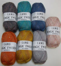 Lang Yarns Magic Tweed 50 g,Laine pour chaussettes im