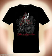 Biker T-Shirt: Classic Iron Rumblers Route 66 ( up to size 5XL possible