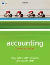 Accounting: A Smart Approach Mary Carey