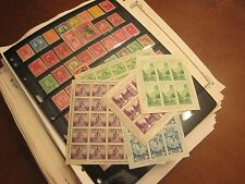 8 US Remainder Collections - Mint/Used - Loads of material!