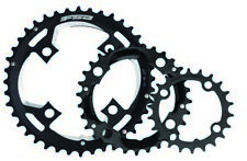 FSA chainring MTB alloy stamped 10s 64x22T WC-062