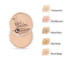 Rimmel London Stay Matte Compact Pressed Powder With Natural Minerals