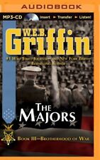 Brotherhood of War: The Majors 3 by W. E. B. Griffin (2014, MP3 CD, Unabridged)