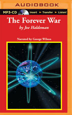 The Forever War by Joe Haldeman (2015, MP3 CD, Unabridged)