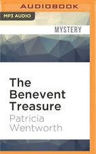 Miss Silver: The Benevent Treasure by Patricia Wentworth (2016, MP3 CD,...