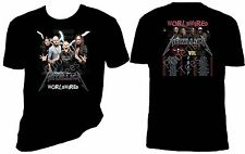Metallica WorldWired 2017 Tour with Avenged Sevenfold and Volbeat t shirt