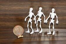 Dollhouse Miniature Set of 3 Skeletons by Multi Minis