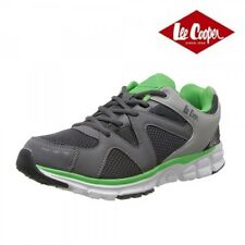 Lee Cooper Men Sports Shoe 3542 Grey Lime White