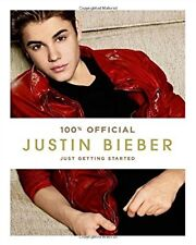 Justin Bieber: Just Getting Started (100% Official), Bieber, Justin, Used; Very
