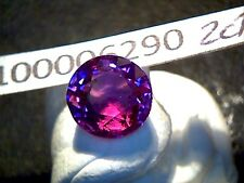 Purple/Red Color Changing Imperial Garnet:: VVS 2 TCW 8mm Round Item #6290