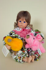 Down on the Farm Vinyl Ltd. Ed. Baby Doll by Julie Good Kruger