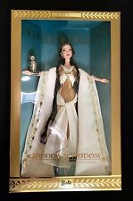 Mattel Goddess Of Wisdom Limited Edition Barbie Doll 3rd in Series NRFB  #28733