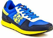 Lee Cooper Men Sports Shoe 3554 Blue Yellow