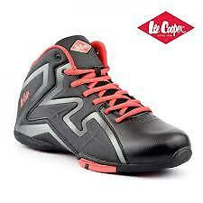 Lee cooper Men Sports Shoe 3558 Black Red