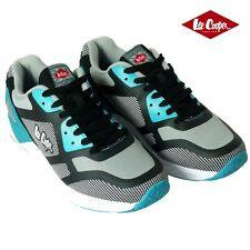Lee Cooper Men Sports Shoe 3580 Grey Blue
