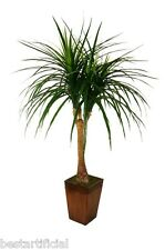 Best Artificial 120cm 1.2m COLA DE CABALLO palmera Tropical PLANTA Oficina