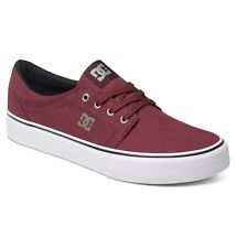 Scarpe Uomo Donna Skate DC Shoes Trase TX OX Blood Schuhe Chaussures Zapatos