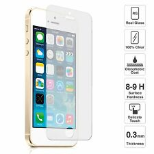 High Quality Premium Real Tempered Glass Film Screen Protector Apple iPhone 5 6