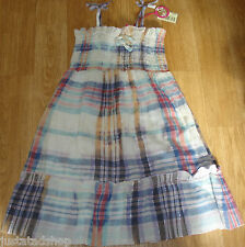 Nolita Pocket girl summer dress 2 y (18-24 m), 3-4 y BNWT designer Ostrich baby