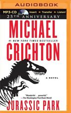 Jurassic Park by Michael Crichton (2015, MP3 CD, Unabridged)