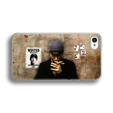 WANTED POSTER EMINEM Hard  Phone Case FITS IPHONE MODELS.