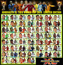 PANINI ADRENALYN XL 2014 FIFA WORLD CUP LIMITED EDITION