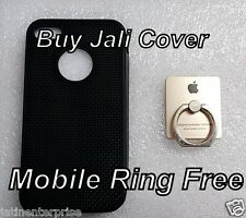 ★ Premium Imported NET Jaali Design Silicon Back Case Cover Apple IPhone★