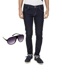 Haltung Mens Slim Fit Jeans With Free Sunglasses (HALTUNG-MJ-CARBON-SUNGLASSES)