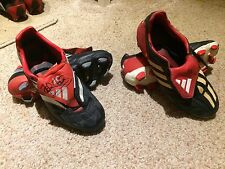 Adidas Predator Mania and Precision JOHN COLLINS Player Issue Match Worn Boots