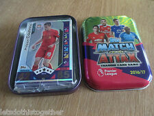 Match Attax 2016/17 SEALED Coutinho SILVER Limited Edition Collector Tin 16/17
