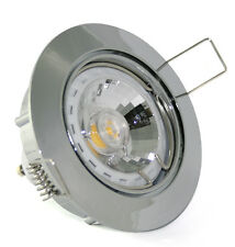 Dimmable COPERTURA Lampadina da incasso SUE 230V 7W=52W High Power Led GU10