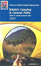 Britains Camping and Caravan Parks: Guide to Quality-assessed Sites (Enjoy Engla