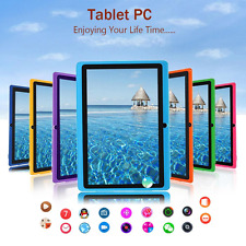 """NEW 6 Colors 7"""" A33 Google Android 4.4 Quad Core Dual Camera 1G Tablet PC"""