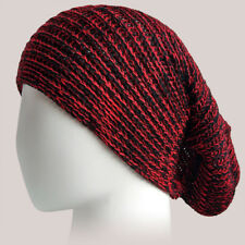 Multifunctional Woollen Scarves – Red, Grey or Brown