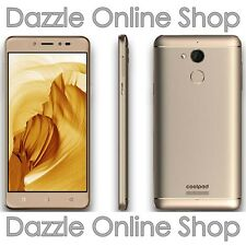 Combo Deal Coolpad Note 5 Tempered Glass + Transparent Imported Soft Back Cover