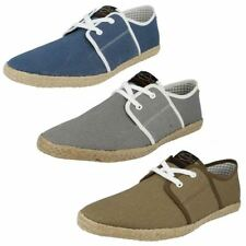 Herren Base London Leinenschuhe Spam ~ K