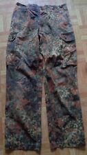 German Army Flecktarn Camouflage Combat Trousers 7580/8085