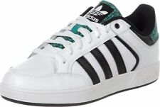 new product dd4a8 9ae20 Mens Adidas Varial Low White Trainers Sneakers BNIB