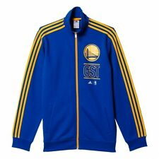 FELPA ADIDAS GOLDEN STATE WARRIORS TRACK TOP-ADIDAS