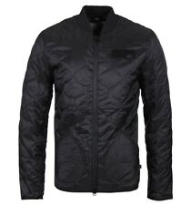 Alpha Industries Pack Jacket Rep Black Quilted Jacket