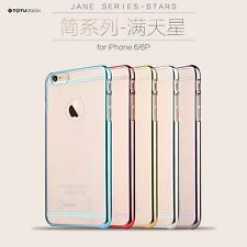 TOTU DESIGN JANE SERIES STARS BACK CASE COVER FOR APPLE IPHONE 6, 6S 4.7""