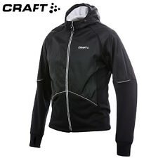 CRAFT - Performance Run Herren Laufjacke - Joggen Fahrrad Training Jacke