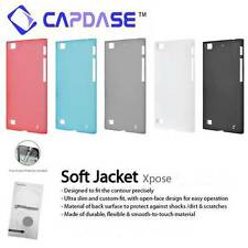Capdase Soft Jacket Xpose Back Case Cover for Blackberry Z3 (ORIGINAL)