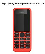 New Full Body Housing Panel For Nokia 215 Dual SIM - Red/ White/ Blue