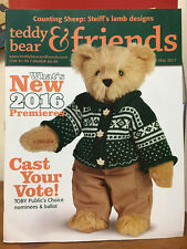 Teddy Bear And Friends Magazine May 2017, just arrived today!