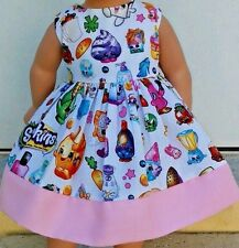 Doll Clothes-Handmade-American Girl Dolls-Fits18