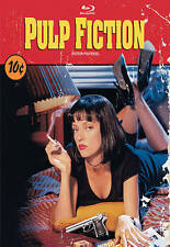 Pulp Fiction Blu-ray + DVD Combo Blu-ray Sealed Brand New Miramax Collectors