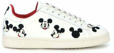MOA MASTER OF ARTS MDJ 36 ACTION LEATHER WHITE SNEAKER BIANCO TOPOLINO