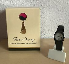 COLONIA FAR AWAY DE AVON 100 ML (TAMAÑO GRANDE) + RELOJ DE REGALO A ELEGIR