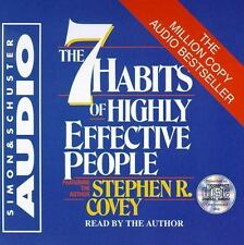 The 7 Habits of Highly Effective People by Stephen R. Covey CD
